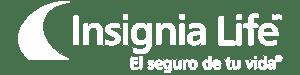 [Logo] Insignia Life White