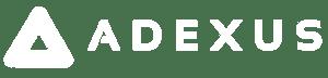 Logo adexus Blanco 350