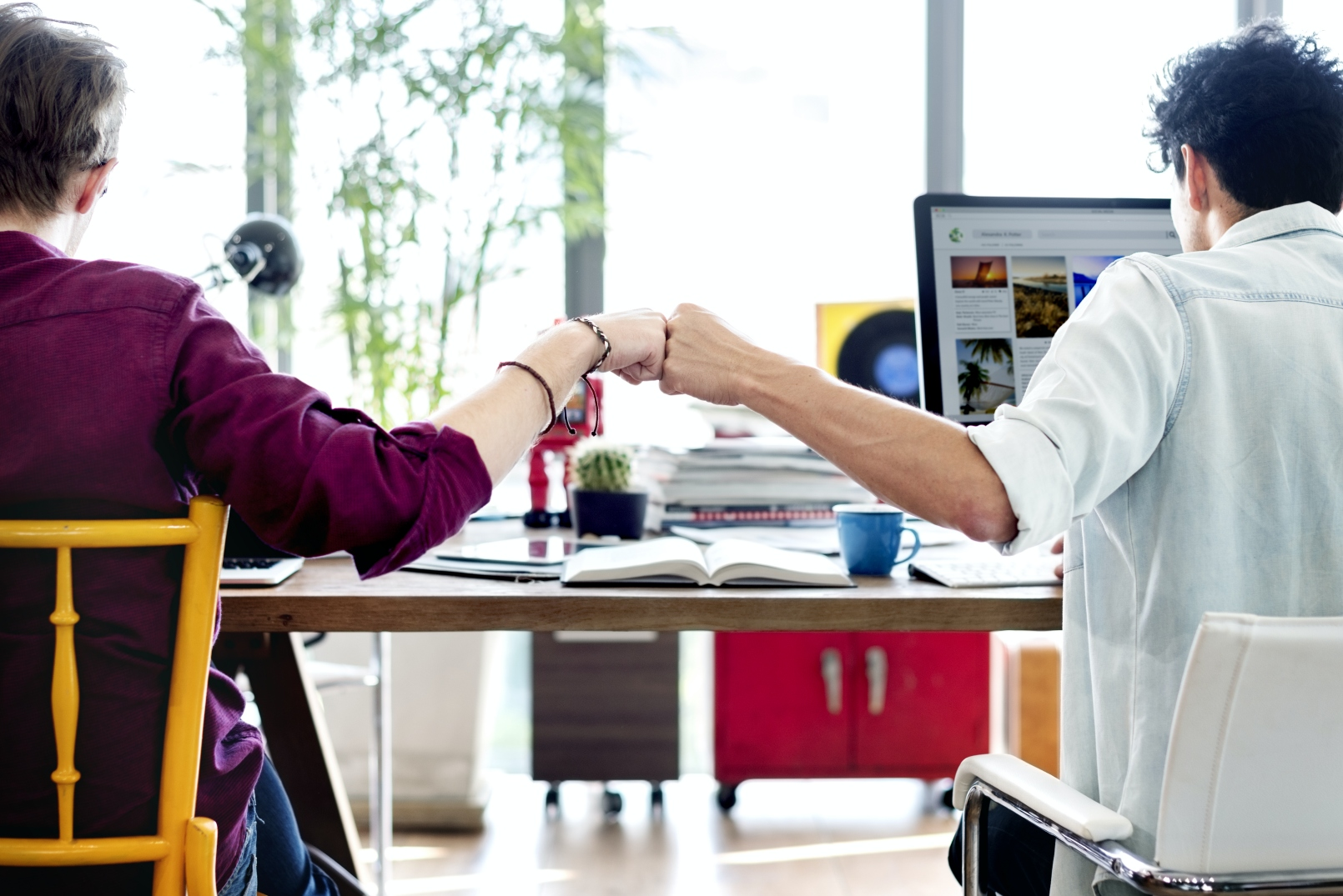 Compromiso y Engagement entre colaboradores